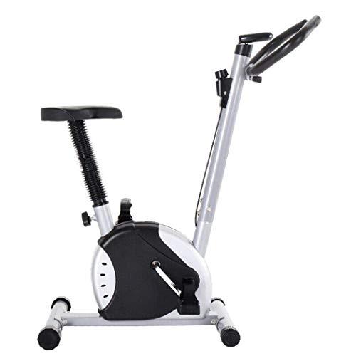 AYES Bicicleta de ejercicio para el hogar, fitness, para el hogar, con calorías, visualización de tiempo de ejercicio
