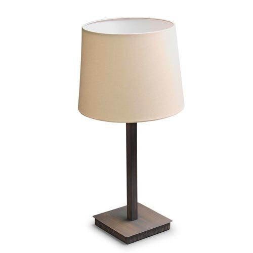 LEDs C4 10-4695-Y2-82 Torino Lampe de chevet 1 x E27 60 WW 1 x E27 23 WW Marron