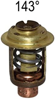 Marine Pro Thermostat 143?F Brass Johnson/Evinrude 9.5-235hp
