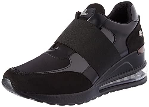 XTI 42946, Zapatillas Mujer, Negro, 38 EU