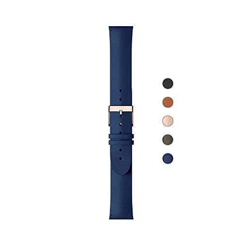 Withings - leren armbanden voor Steel HR, Steel HR Sport, Move ECG en Move
