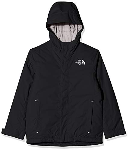 The North Face Jkt Chaqueta Snow Quest, Unisex niños, Negro, XS