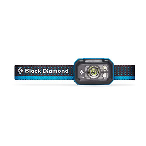 Black Diamond Storm375 Lampara de Cabeza, Unisex Adulto, Azul, Talla Única