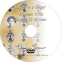 Women Who Taught Us to Sew DVD By Eleanor Burns
