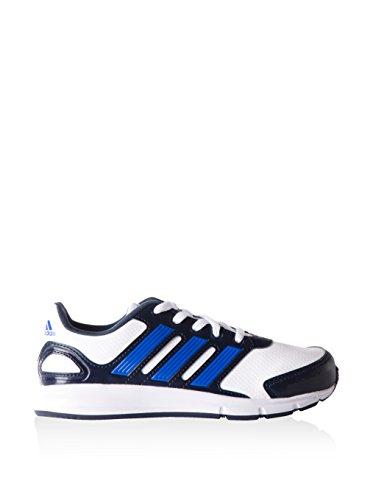 adidas LK Sport K, Zapatillas niño, Blanco/Azul/Azul Marino, 36 2/3