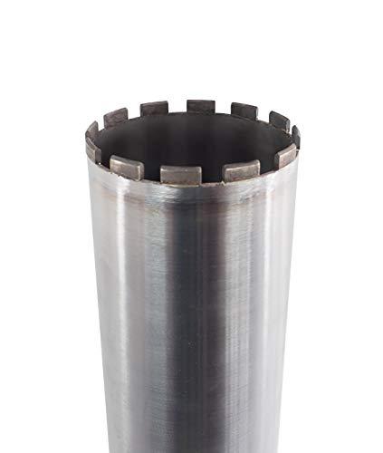 TECTOOL 18676 Diamond Core Bit Soldered, Diameter 152 mm, 1 1/4 Inch, 230 V