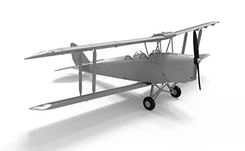 Airfix A04104 1/48 De Havilland DH82a Tiger Moth Modellbausatz, Sortiert, 1: 48 Scale