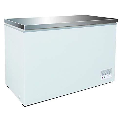 Congelateur coffre 390 L avec couvercle inox - Combisteel - R600A