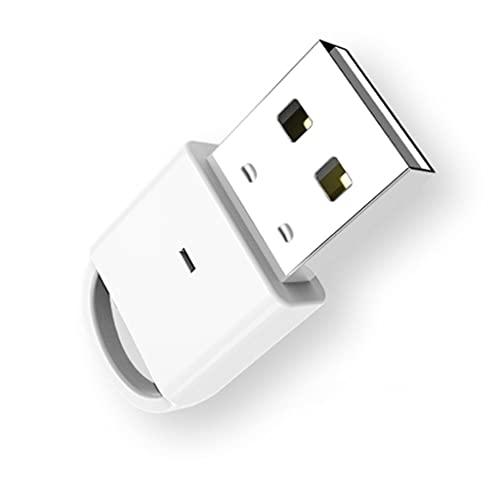 YWSZJ Adaptador de Bluetooth USB 4.0 Computadora de Escritorio PS4 Host Auriculares Audio Auriculares Mouse Teclado Impresora Universal Exterior Receptor inalámbrico 5.0 Conducción Gratuita