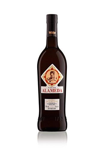 Cream Alameda - Botella 0,75 Litros - Vino Oloroso Dulce