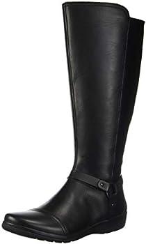 Clarks Cheyn Lindie Wide Calf Knee High Women's Boot