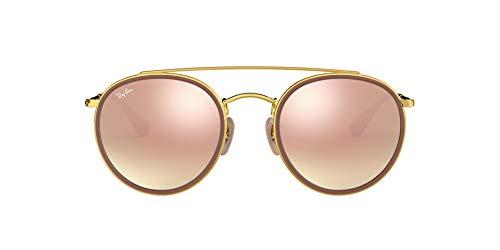 Óculos de Sol Ray Ban Round Double Bridge RB3647N 001/7O-51
