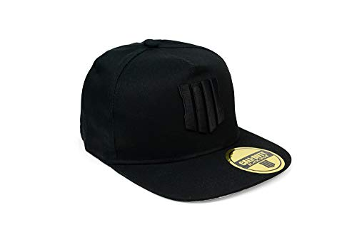 Call of Duty Black Ops 4 Embossed Shield Logo Adult Cap