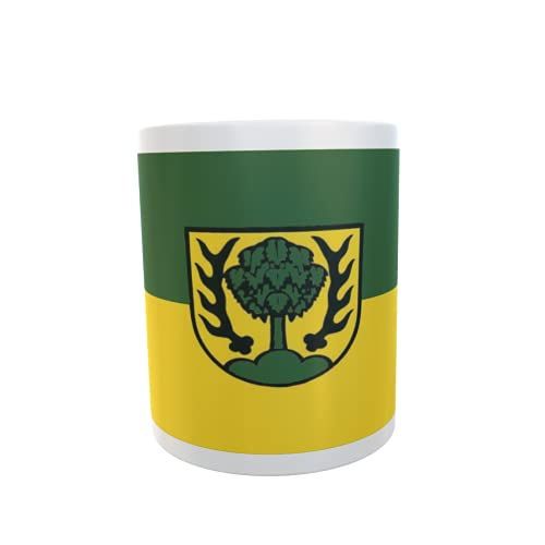 U24 Tasse Kaffeebecher Mug Cup Flagge Asperg