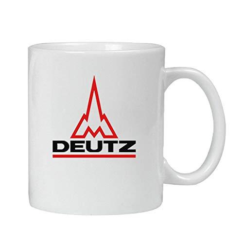 GxebOPS Kaffee Tee DEu-Tz Wasser Tasse Keramisch Csppresso Tassen Mit Glühend Glasur Kreativ Frühstück Keramik Milch Wasserhub Mode/Weiß / 12 * 9 * 10CM