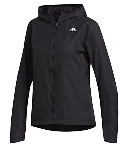 adidas Damen Own The Run Trainingsjacke, Black, S
