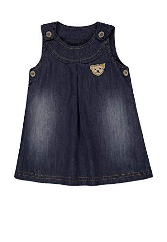 Steiff Jeanskleid Gr. 80 Kleidchen Kleid