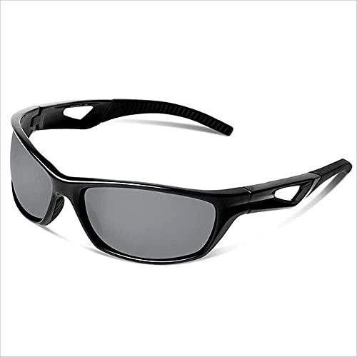 Gafas de sol deportivas polarizadas TR90 Frame Lente colorida Superlight para hombres polarizados deportes gafas de sol mujeres al aire libre playa viajes de paquetes de la playa Ciclismo de cicl