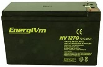 Amazon.es: bateria alarma 12v 7ah