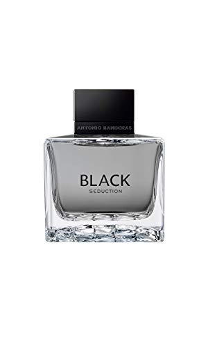 Antonio Banderas Seduction In Black Agua de toilette con vaporizador - 100 ml