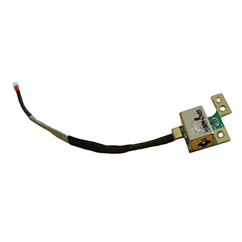 perfk 3X Conector DC Jack con Cable para HP Pavilion DV9000