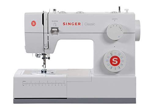 Singer Sewing Machine Classic 44S with 23 Built-in Stitches-REFURBISHED