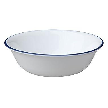 Corelle Livingware True Blue 18 Ounce Soup/Cereal Bowl (Set of 6)