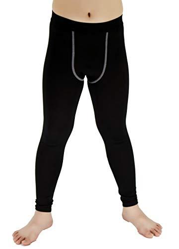 LANBAOSI ropa interior térmica (Long calzoncillo) para niño y File–Mallas de...