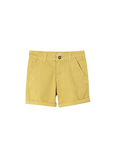 Gocco China Bermuda, Amarillo (Amarillo S02pstca201yb), 2 años (Tamaño del Fabricante: T: 2-3) para Niños