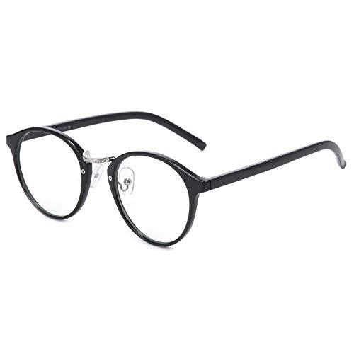 Cyxus(シクサズ)ブルーライトカットメガネ [透明レンズ] pcメガネ uvカット パソコン用メガネ 視力保護 ...