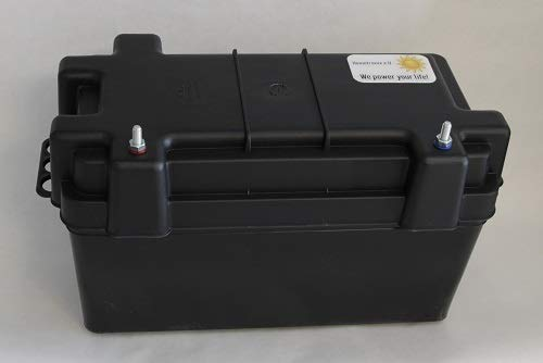 12V 100 amp BMS LiFePO4 Lithium-Eisen-Phosphat 12 Volt 200 ah Akku Solarbatterien mit eingebautem BMS