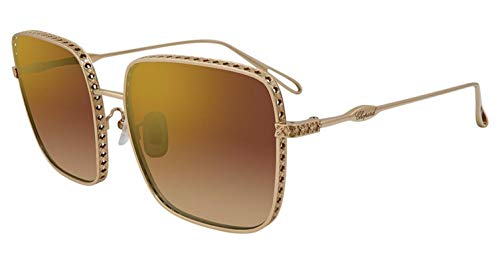 Chopard Unisex gafas de sol SCHC85M, 8FEG, 58