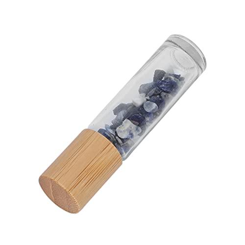 Botella De Aceite Esencial De Bricolaje, Botella De Rodillo De Aceite Esencial Natural Resistente A La Corrosión Para Aceite Hecho En Casa