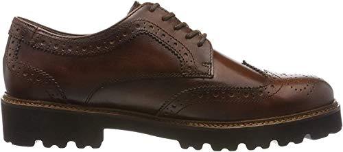 Gabor Shoes Damen Basic Slipper, Braun (Sattel (Effekt) 22), 39 EU