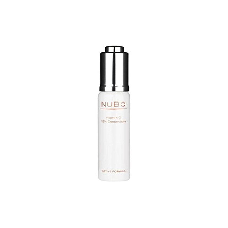ラボトンネル円形Nubo Vitamin C 12% Concentrate (15ml) (Pack of 6) - ビタミン 12%の濃縮物(15ミリリットル) x6 [並行輸入品]