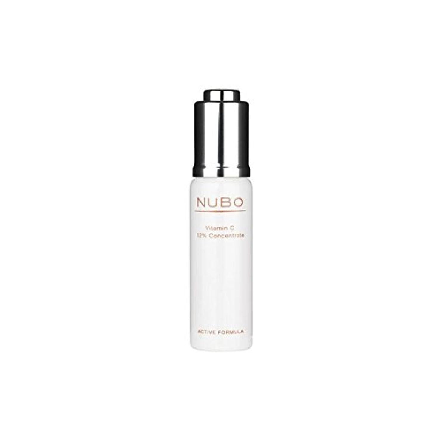 マニフェスト彫刻名前Nubo Vitamin C 12% Concentrate (15ml) (Pack of 6) - ビタミン 12%の濃縮物(15ミリリットル) x6 [並行輸入品]