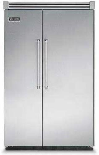 Viking Professional 5 Series 48' 29.1 cu ft Built-in Refrigerator SS VCSB5483SS