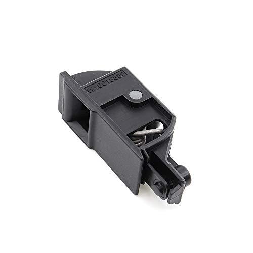 Marel Shop® - Serratura blocchetto chiusura porta per asciugatrice compatibile con Whirlpool Ignis Bauknecht per modelli: HSCX90430 - HSCX80423 - HSCX80420