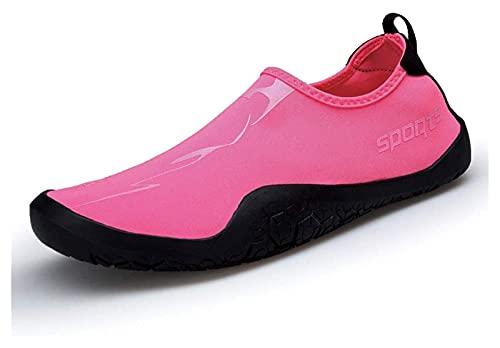 ZKDY Paignade Plongée Chaussures Plage Chaussures Léger Spectacle Respirant Vitesse Eau Amont Soft Bas Traduction Chaussures Chaussures d