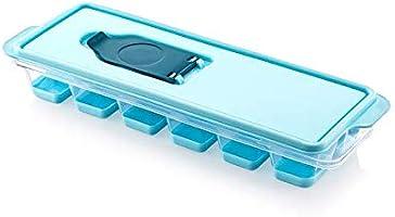 Kapaklı Silikon Buz Kalıbı 2 Adet