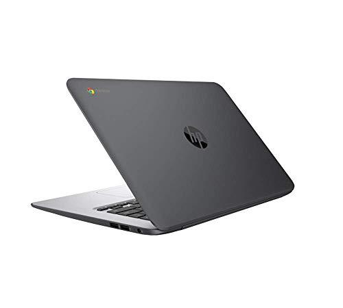 BLACK HP CHROMEBOOK 14in G1 INTEL 1.4GHZ 4GB RAM 16GB SSD HD WEBCAM CHROME OS (Renewed) 4