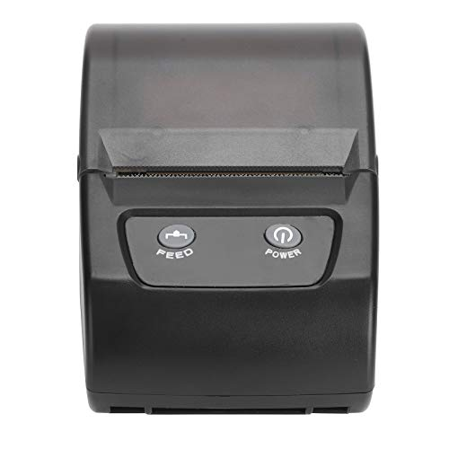 Bluetooth 110‑240V Label Printer, QR Codes Printer, for Printing Text Printing Pattern(British regulatory)