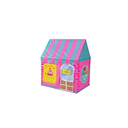 YUTRD ZCJUX De los niños de la Tienda Castillo, Decoración Creativa, los niños de casa del Juego, Interior y Exterior Juego de la Tienda