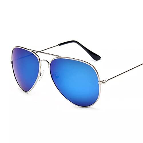 TYOLOMZ Gafas de Sol Hombre/Mujer Gafas de Sol para Mujer Lady Sunglass Mujer