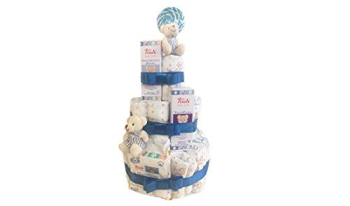 IRPot - Torta di pannolini Trudi - kit fai da te (Taglia 2)
