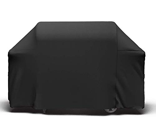 SHINESTAR 72 Inch Durable Grill Cover, Heavy Duty Oxford, Waterproof and Windproof, Universal for 5-6 Burner Grill