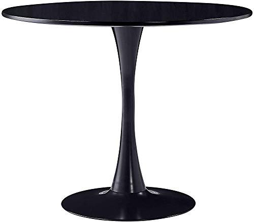 Moderna mesa de muebles para el hogar cocina cocina mesa y mesas de aperitivo de tamaño mediano Mesas de centro,Black
