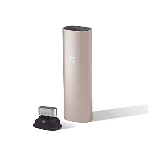 PAX 3 Vaporizador Portátil Premium, Hierba Seca, Concentrado, 10 Años de Garantía, Kit Completo, Sand