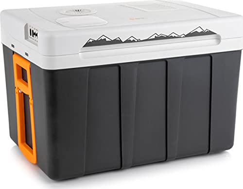 peme Nevera portátil de Viaje Ice-on XL de 50 litros, Color Naranja