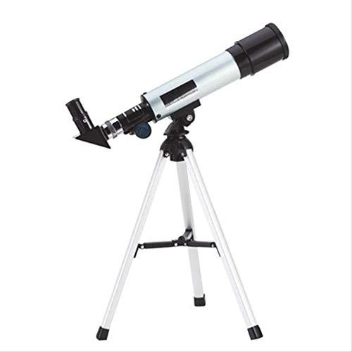 GYFKK Telescopio Telescopio Astronómico Profesional con Trípode Al A